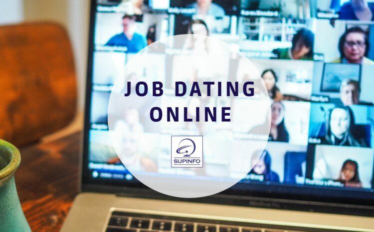 Retour sur la première édition 2021 du Job Dating SUPINFO