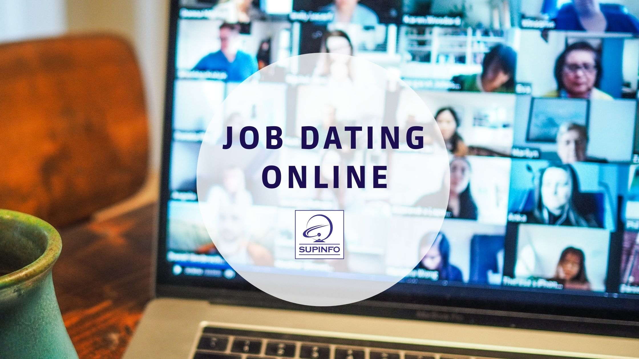 Job Dating Online - Chris Montgomery