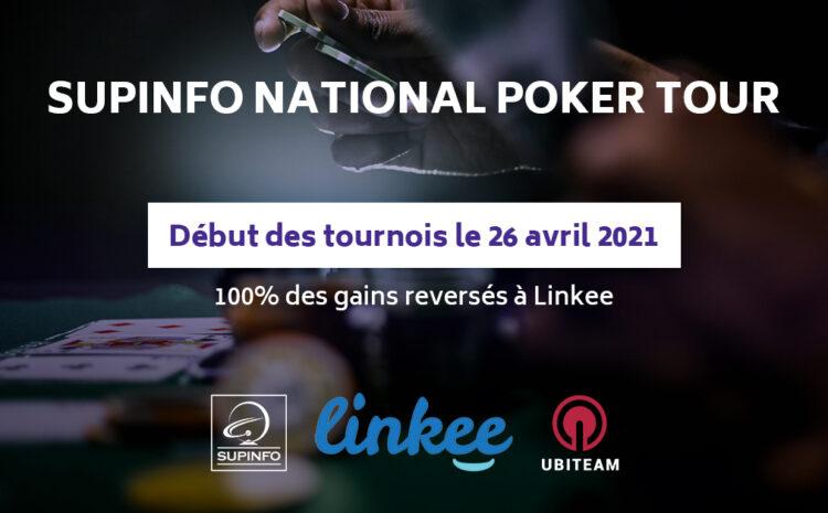 SUPINFO National Poker tour : un tournoi caritatif au profit des étudiants en difficulté